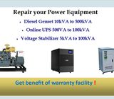 Diesel , petrol  Generator ups & voltage stabilizers  Repairing Service And maintenance In Karachi