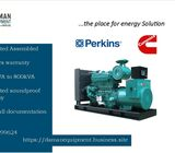 Diesel Generator Perkins 15KVA 2 Years Warranty