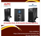 UPS APC 20KVA with 1 year parts & 2 years service