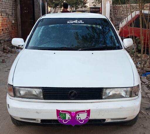 Beautiful Nissan 1990 Model