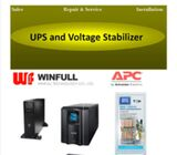 UPS APC SURT 5kva with 18 months warranty delivery all over Pakistan