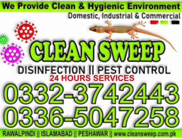 pest control rawalpindi