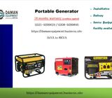 Petrol Generator Champion 6kw with 18 months warranty delivery all over Pakistan