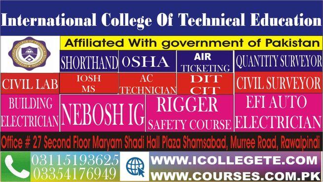 QS Quantity Surveyor Experience based Mofa attested Diploma For Doha qatar in rawalpindi 03354176949