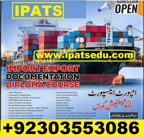 Professional Diploma Courses in Import & Export Procurement Logistics & Inventory