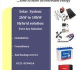 SOLAR SYSTEM 2KW