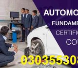 Auto Technician car and Diesel Technology Diploma3035530865
