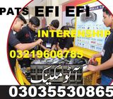 Auto electrician EFI Diploma in Auto Diesel Engineering Course-Internship-IPATS-govt