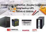 APC UPS NEW BRAND 20KVA BATTERY BOX & SMPT CARD