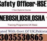 Nebosh IG Course in rawalpindi islamabad pakistan The NEBOSH International