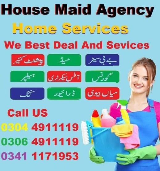 House Maid Services Agency