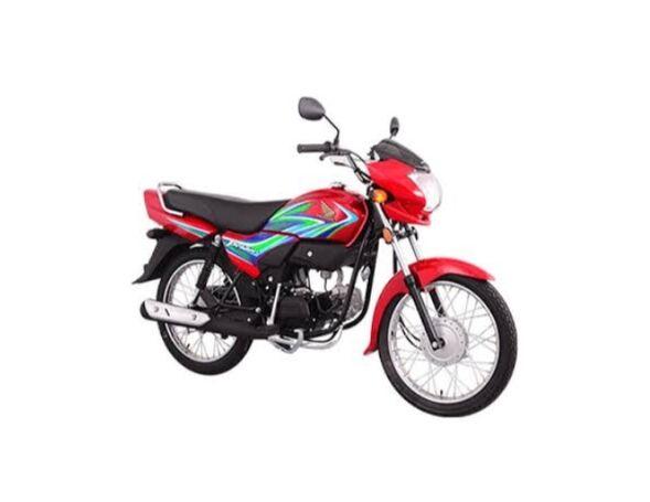 Honda prider