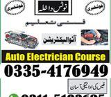 EFI CAR Electrician Course In sialkot Pakistan