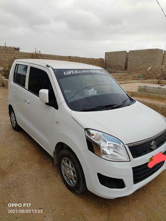 Suzuki Wagonr vxl 2021