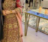 Bridal designer lehnga