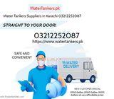 Water Tankers Suzuki Water Tankers Suppliers in Karachi