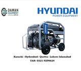 PORTABLE GENERATOR PETROL GAS  HYUNDAI HGS 1250 1KVA
