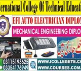 EFI Vehicle Auto Electrician course in rawalpindi shamsabad murree road punjab