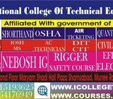 Electrician Building technician Experience based Mofa attested diploma for Oman Muscat
