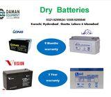 Dry Batteries  Brand LEOCH 12V 100AH
